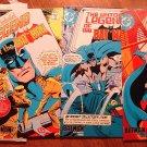 Untold Legend of The Batman #'s 1, 2, 3 mini promotional comic book - DC Comics