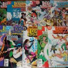 Tales of the Legion of Super-Heroes #s 337, 338, 339, 341, 342, 343, 344, 345, 346, 347 comic book