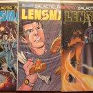 Lensman: Galactic Patrol #'s 1, 2, 3 comic book - Eternity Comics