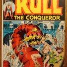 Kull The Conqueror #6 comic book - Marvel Comics, 1972