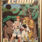 Legion of Super-Heroes Annual #5 (1990's series) comic book - DC Comics, LSH