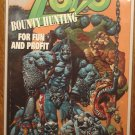 Lobo: Bounty Hunting For Fun & Profit deluxe format comic book - DC Comics