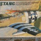 Academy P-51B Mustang fighter WWII airplane model kit MIB Unassembled 1:72