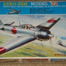 Fujimi Zero-Sen (Zero Sen) Model 32 WWII Japanese fighter airplane model kit MIB Unassembled 1:72