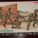 DML U.S. Marines soldiers figures model kit MIB Unassembled 1:35