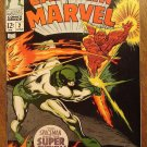 Captain Marvel #2 comic book 1968, Fine/Very Fine condition, Marvel comics