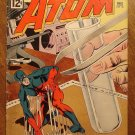 Showcase Presents The Atom #36 comic book 1962 VG condition DC comics