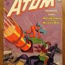 The Atom #6 comic book, 1963, DC comics, Good condition, The Atom VS. The Highwayman!