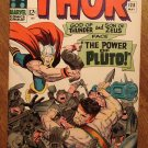 The Mighty Thor #128 comic book, 1966, Marvel Comics, Jack Kirby art, Fine condition