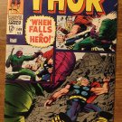 The Mighty Thor #149 comic book, 1967, Marvel Comics, Jack Kirby art, Fine condition