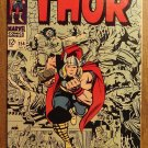 The Mighty Thor #154 comic book, 1968, Marvel Comics, Jack Kirby art, NM condition!!