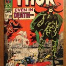 The Mighty Thor #150 comic book, 1967, Marvel Comics, Jack Kirby art, Very Fine condition