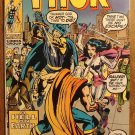 The Mighty Thor #179 comic book, 1970, Marvel Comics, Jack Kirby art, Fine condition