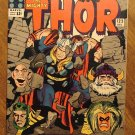 Journey Into Mystery - Thor #123 comic book, 1965, Marvel Comics, Jack Kirby art, VF condition