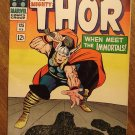 Journey Into Mystery - Thor #125 comic book, 1966, Marvel Comics, Jack Kirby art, Fine condition