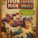 Tales of Suspense #76 comic book 1966 Iron Man & Captain America, Marvel Comics, VF condition