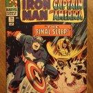 Tales of Suspense #74 comic book 1966 Iron Man & Captain America, Marvel Comics, Fine condition