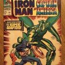 Tales of Suspense #84 comic book 1966 Iron Man & Captain America, Marvel Comics, VF condition