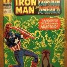 Tales of Suspense #82 comic book 1966 Iron Man & Captain America, Marvel Comics, VF condition