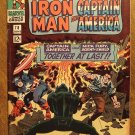 Tales of Suspense #78 comic book 1966 Iron Man & Captain America, Marvel Comics, VG condition