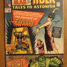 Tales To Astonish #66 comic book 1965 Hulk & Giant-Man, Marvel Comics, VG/Fine condition
