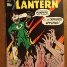 Green Lantern #71 (1969) comic book - DC Comics, VF/NM condition!