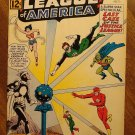 Justice League of America #12 (1962) comic book - DC Comics JLA, VG condition