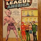 Justice League of America #11 (1962) comic book - DC Comics JLA, Fine condition