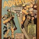 Strange Adventures #195 (1966) comic book - DC Comics, early Animal Man appearance, VG