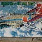 DML IJA Type 3 Ki61-1 HEI Hien British fighter WWII airplane model kit MIB Unassembled 1:72