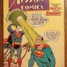 Action Comics #254 (1959) comic book DC Comics 1st meeting of Superman & Bizarro, VG condition