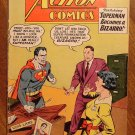 Action Comics #264 (1960) comic book DC Comics Superman, Supergirl, Bizarro, VG condition