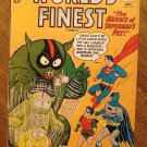 World's Finest #112 (1960) DC Comics, Superman & Batman, Green Arrow, Fine condition