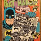 Batman #198 (1968) comic book DC Comics VG 80 page Giant Joker Penguin Catwoman