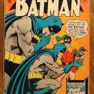 Batman #177 (1965) comic book, DC Comics, VG/F condition