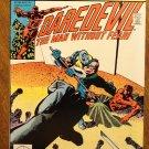 Daredevil #166 comic book, Marvel Comics, Frank Miller, VF condition!
