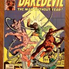 Daredevil #165 comic book, Marvel Comics, Frank Miller, VF condition!