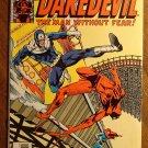 Daredevil #161 comic book, Marvel Comics, Frank Miller, Bullseye, Black Widow, VF condition!