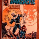 Daredevil #160 comic book, Marvel Comics, NM/M condition, Frank Miller, Bullseye, Black Widow