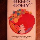 Hello Dolly VHS video tape movie film, Barbra Streisand, Walter Matthau