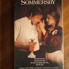 Somersby VHS video tape movie film, Richard Gere, Jodie Foster