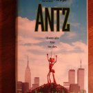 Antz VHS video tape animated movie film, ants, dreamworks