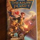Walt Disney - Treasure Planet VHS animated video tape movie, Emma Thompson, Martin Short