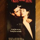 A Kiss Before Dying VHS video tape movie film, Matt Dillon, Sean Young