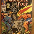 Fantastic Four (4) #80 (B) (1968) comic book - Marvel Comics, Fine condition, Jack Kirby