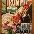 Iron Man #10 (1969) comic book, Marvel Comics, The Mandarin, VF/NM condition!!