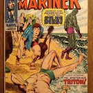 The Sub-Mariner #18 (1969) comic book, Marvel Comics, Triton, NM condition!