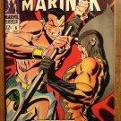 The Sub-Mariner #6 (1968) comic book, Marvel Comics, Tiger Shark, Fine/VF condition