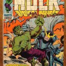 Incredible Hulk #126 (1970) comic book, Marvel Comics, VF/NM condition, Night Crawler