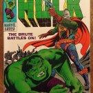 Incredible Hulk #112 (1969) comic book, Marvel Comics, F/VF condition, Galaxy Master